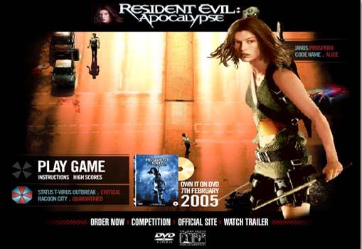 لعبة الشر المقيم | Resident Evil