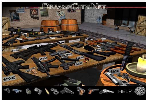 لعبة الاسلحة المختفية | Hidden Weapons