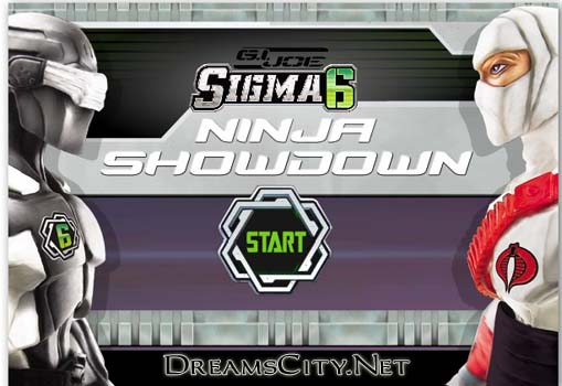 لعبة مواجهة النينجا | ninja showdown