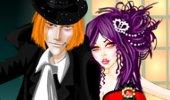 لعبة تلبيس  مصاص الدماء العروس الجديدة للبنات للعروس للعروسة