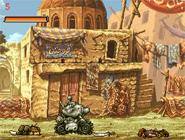 لعبة قتال الشوارع 2 metal slug