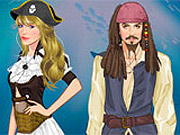 لعبة تلبيس القراصنة