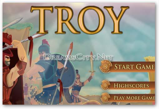 لعبة حصار طروادة | Troy