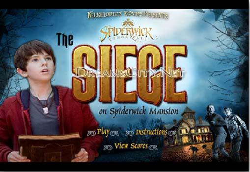 لعبة الحصار | the siege