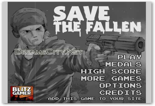 لعبة الجندي المنقذ | Save the Fallen