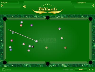 Billiards بلياردو