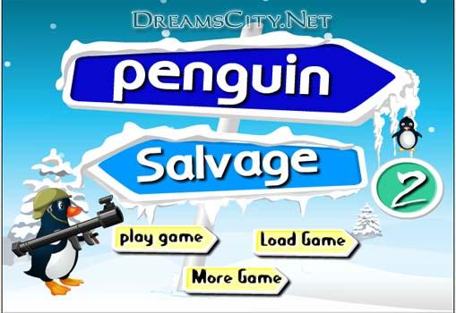 انقاذ البطريق 2 | Penguin Salvage2