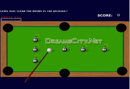 لعبة تفجر البلياردو | Blast billiards