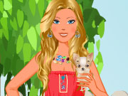 العاب تلبيس بنات 2012 ملابس الصيف