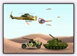 لعبة الطائرة الحربية Army Copter