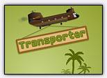لعبة انقاذ الناس بالمروحية Transporter