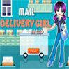 لعبة تلبيس فتاة البريد