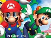 لعبه ماريو
