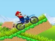 ماريو سباق دراجات