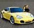 Action Driving Game سيارة والبرج الايفيل